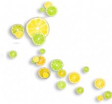 柠檬素材PNG PSD分层