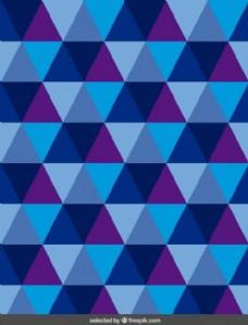 三角形图案