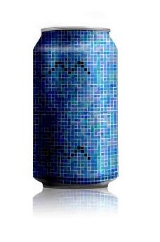 易拉罐瓶身