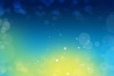 彩色炫彩海报背景