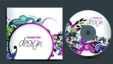 光盘封面设计图片