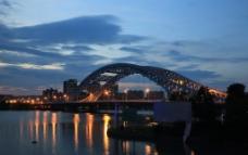 宁波夜景图片