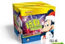 玩具总动员烟花包装设计