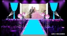 梦幻婚礼效果图