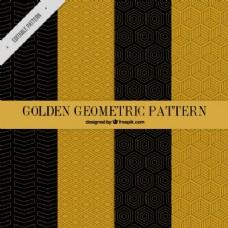 黄金几何图案包