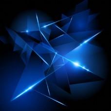 蓝色科技商务