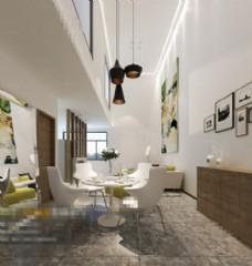中式家居客厅