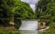 高过河自然风景区图片
