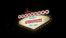 神幻阿拉斯赌场片头包装视频AE模板