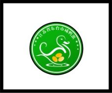 鸭子logo 标志鸭蛋 鸭蛋logo
