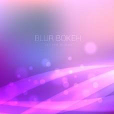 紫色的模糊的背景虚化背景