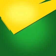 绿色扁平首图