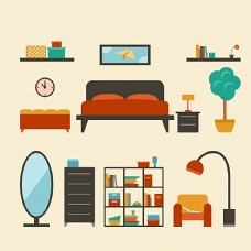 现代家具收藏图片