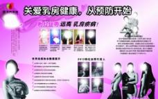 香港养胸堂展板图片
