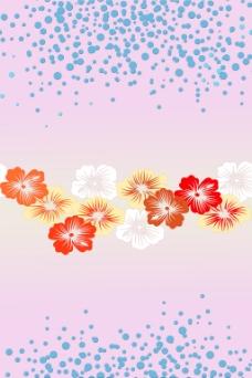 简约水珠花