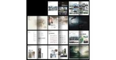 企业大气画册模板