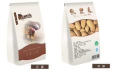 干果小屋食品包装袋设计