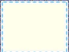 蒙古花纹边框图片