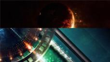 淘宝宇宙星球大背景psd3