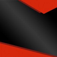 质感大气黑色聚划算直通车主图图片