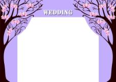 婚礼门图片