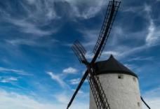 荷蘭風車圖片