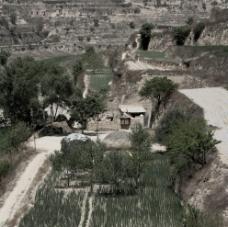 黄土高坡图片