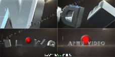 apwuvideo片头制作AE模板