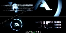 EA《战地3》片头AE模板