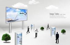 创意商务海报