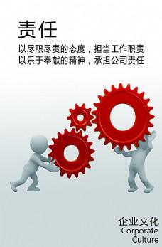 企业文化  责任图片