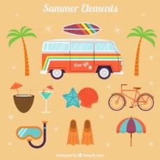 暑假的设备