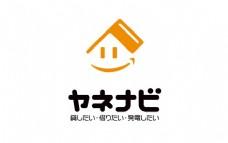 日式房子logo