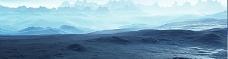 山水风景画背景
