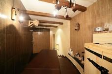 木质风格按摩店装修效果图