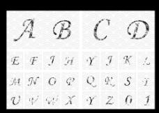 英文字体设计图片