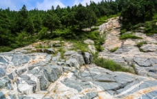彩石溪图片