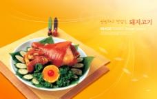 黄瓜卤猪手图片