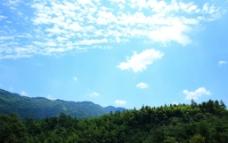 丘陵山脉图片