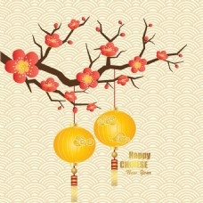 中国风狗年海报模版