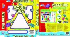 玩具彩盒包装图片模板下载