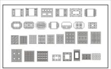 中式窗户汇总图片