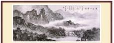 深山古寺图片