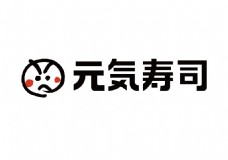 元气寿司logo