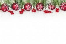 圣诞节背景边框