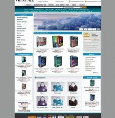 网店首页图片模板下载6dpi psd