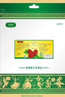 红枣包装袋图片