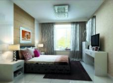 卧室装饰图图片