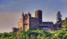 唯美城堡图片