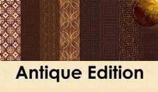 古典的木纹背景填充图案